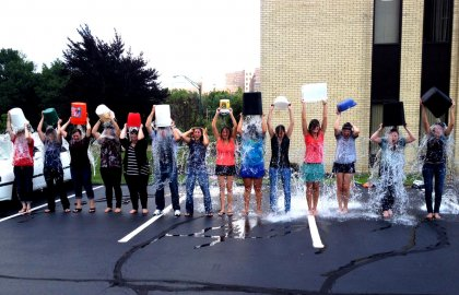 Alliance Ice Bucket Challenge
