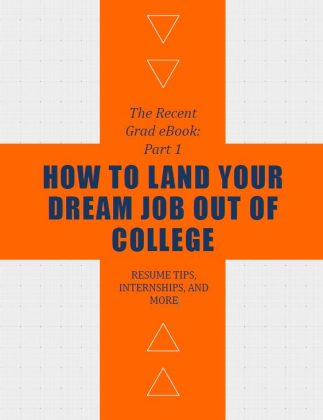 recent grad ebook cover