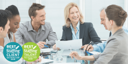 Alliance Solutions Group Receives Best of Staffing Recognition