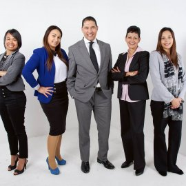 group of HR professionals