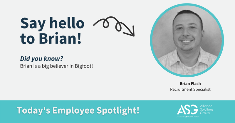 Brian is a Recruitment Specialist in our Skilled Manufacturing practice area.
