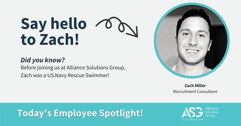 Zach is a Recruitment Consultant in our Skilled Manufacturing practice area.